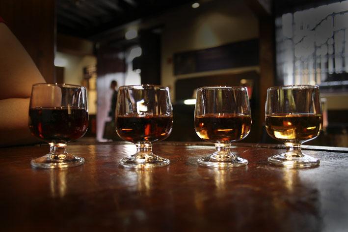 Vinhos Madeira