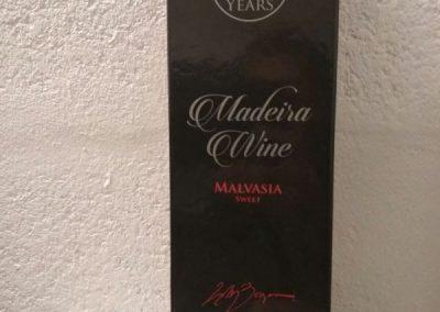 Madeira 30 anos Mavasia