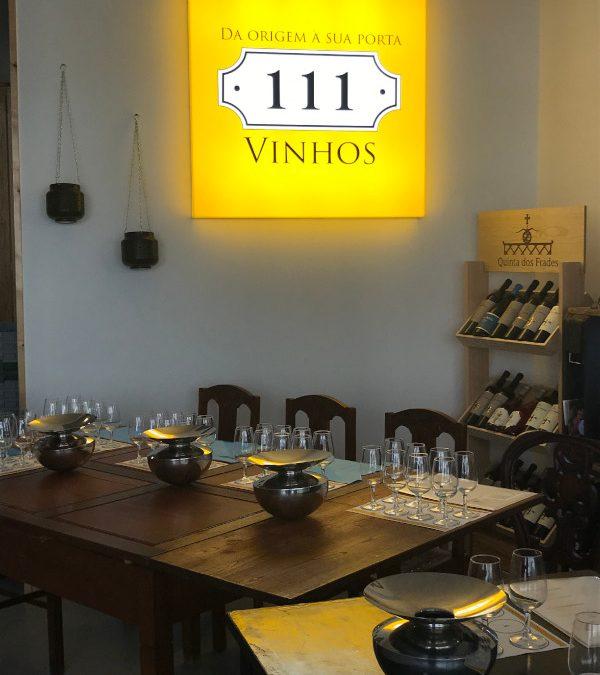 1º Curso Básico de Vinhos wine4people – Garrafeira 111 Vinhos