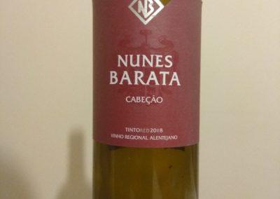 Nunes Barata 2018