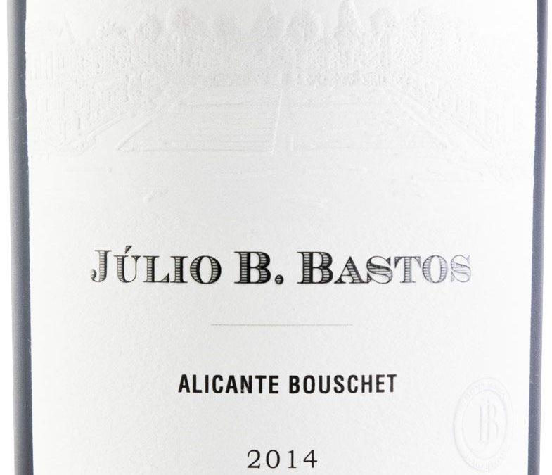Júlio B. Bastos Alicante Bouschet 2014