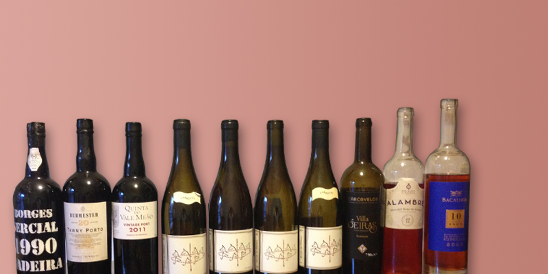 Blind Tasting – Carrocel 2011 and Fortifieds