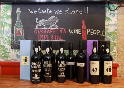1st Wine4People Anniversary at Garrafeira Imperial