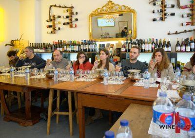 Curso básico vinhos wine4people e Garrafeira 111 vinhos