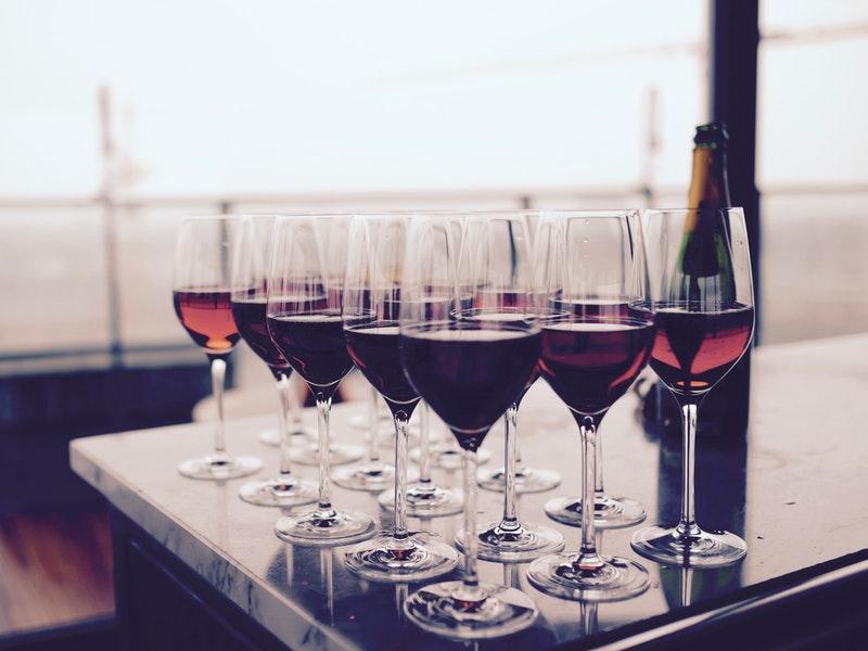 O seu Curso, Evento ou Prova de Vinho