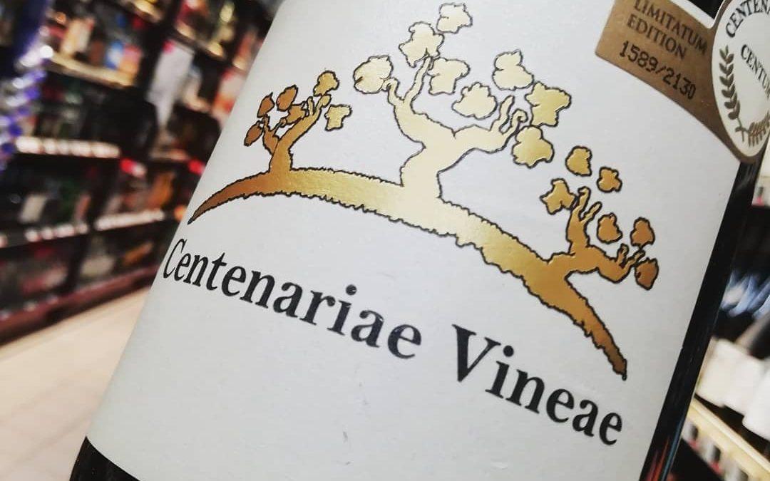 Centenariae Vineae Vinha do Canez 2013