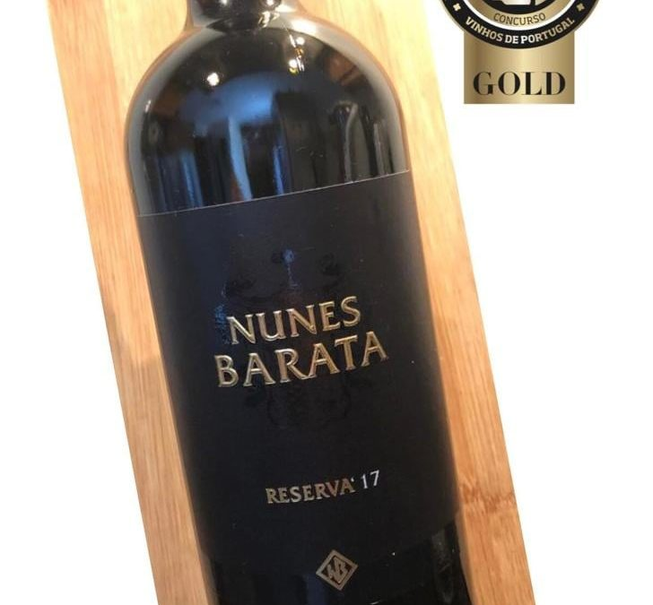 Nunes Barata Reserva 2017