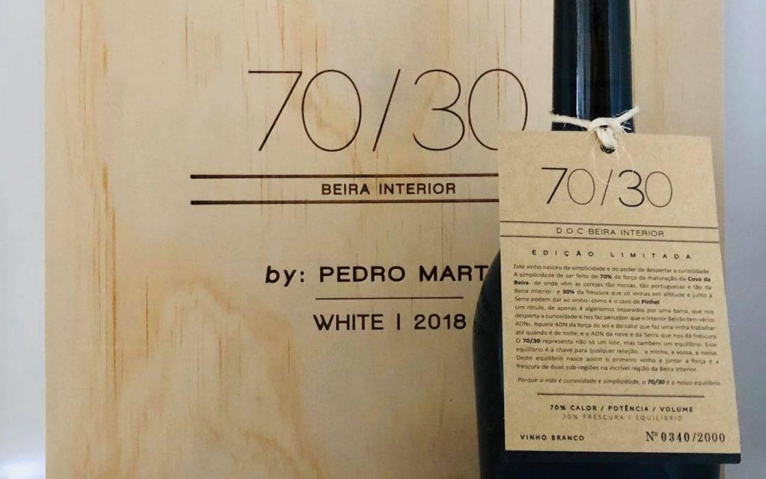 70/30 Branco 2018