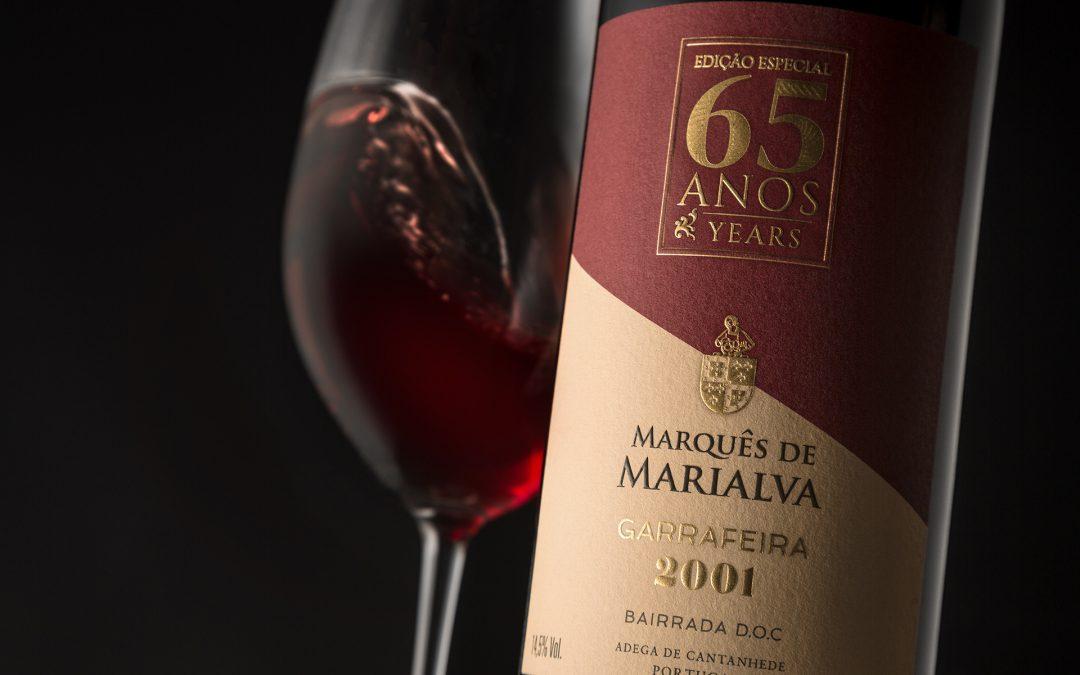 Edição Especial 65 anos Garrafeira Marques de Marialva